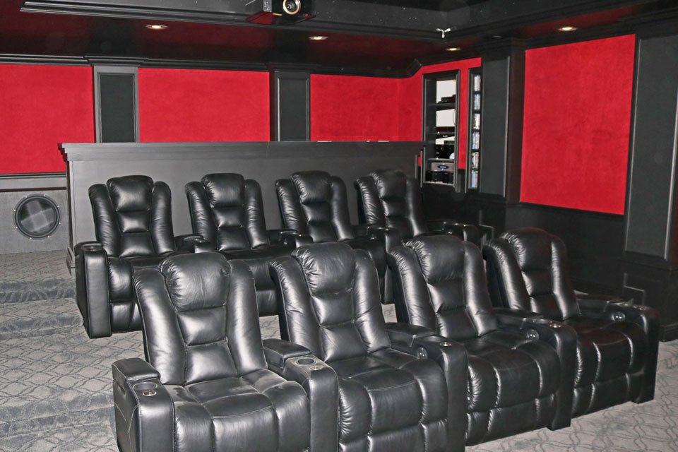 Home Theater of the Month: Coldwater Creek Cinema
