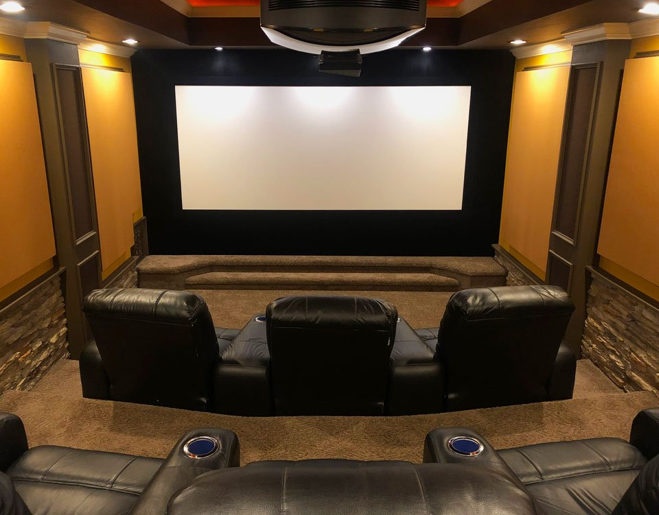 Home Theater of the Month: Creekside Cinema