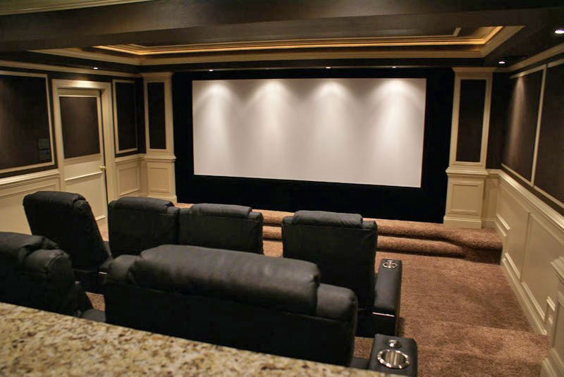 Home Theater of the Month: Rawlinsway Theater