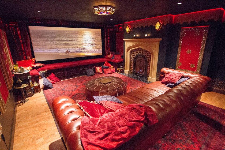 Home Theater of the Month: The Aladdin - AVSForum com