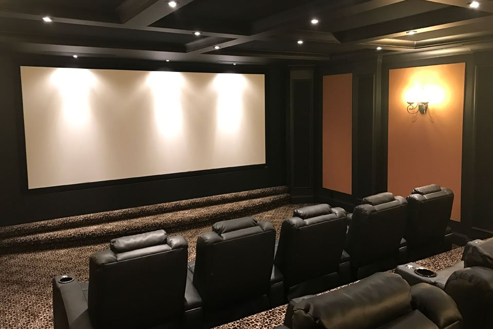 Home Theater of the Month: Pond Creek Cinema