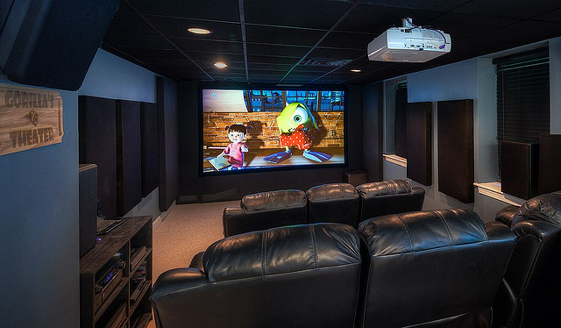 Home Theater of the Month: Humble Hangout
