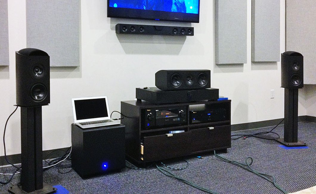 Dolby Atmos Demo at Pioneer