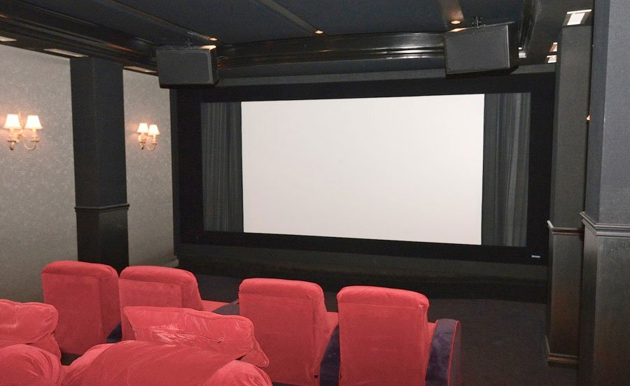Home Theater of the Month: Le Petit Trianon