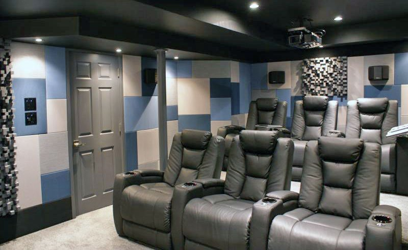 Home Theater of the Month: Sleight of Hand