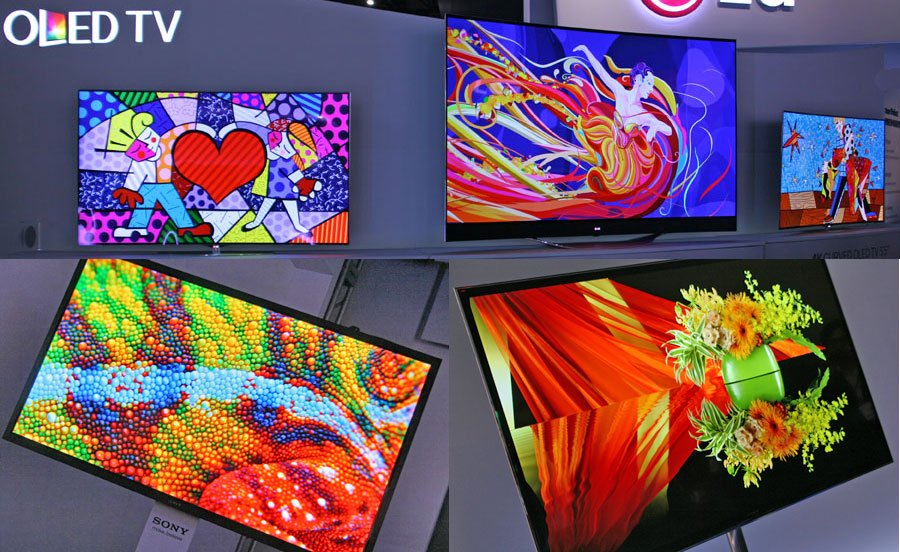 LG wants to create OLED alliance
