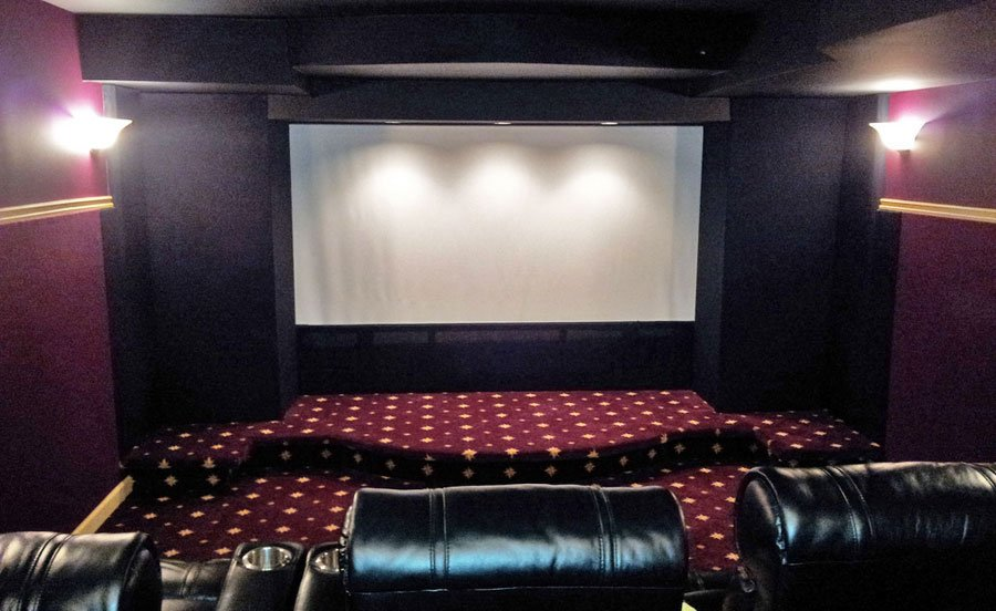 Home Theater of the Month: Yellow Dog Cinema