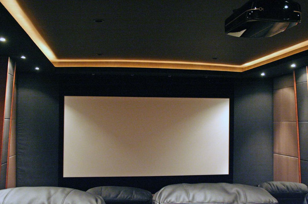 Home Theater of the Month: The Bradley Cinema