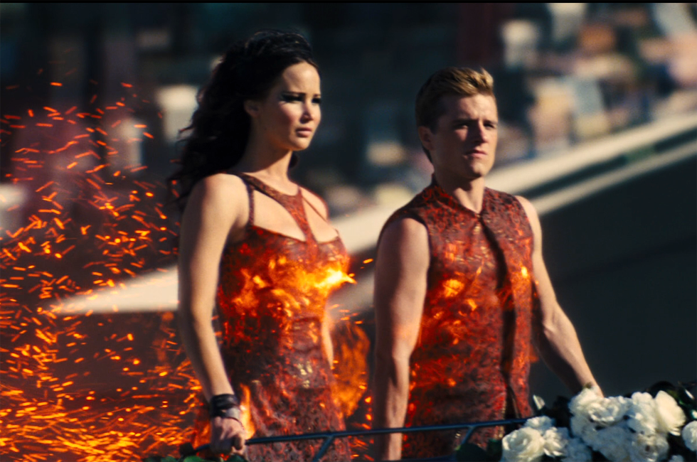 The Hunger Games: Catching Fire – iTunes vs. Vudu vs. Blu-ray