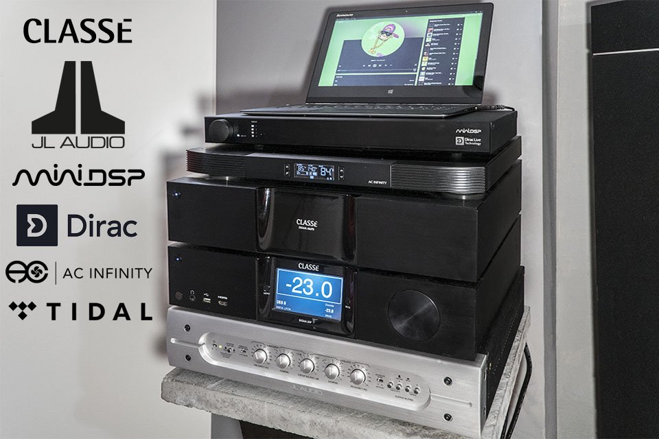 AVS Forum 2-Channel Speaker Review Reference Rig
