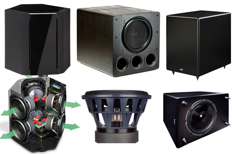 2015 AV Holiday Guide Subwoofers