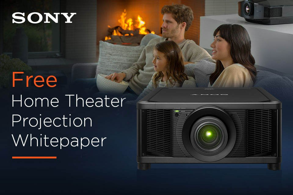 Sony VPL-VW5000ES Whitepaper: Chapter 1