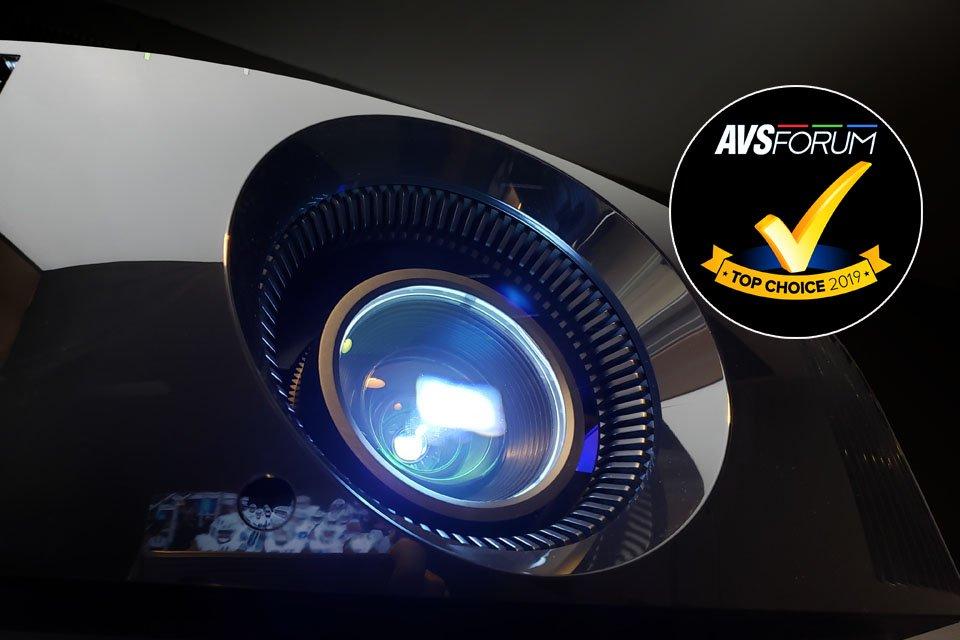 Sony VPL-VW295ES 4K HDR Projector Review - AVSForum com
