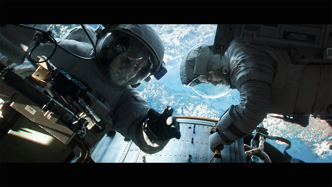 Gravity: iTunes versus Vudu versus Blu-ray