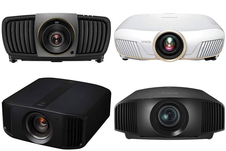Best 4K Home Theater Projectors on Amazon