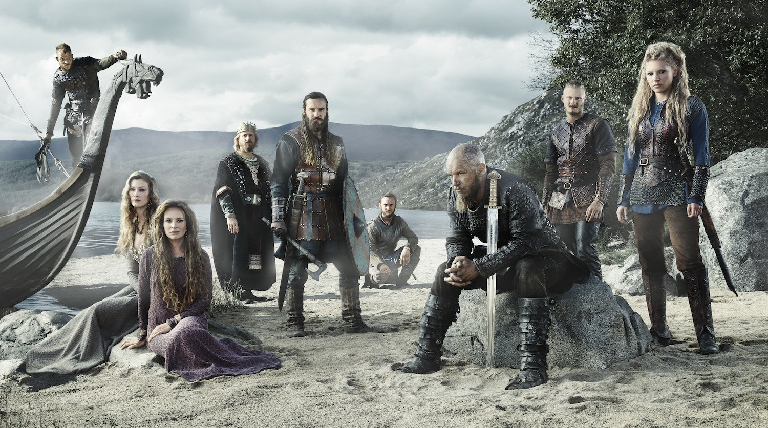 Image result for vikings on a projection screen
