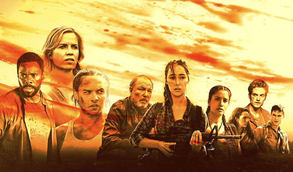 Fear The Walking Dead Season Three Blu-ray Review