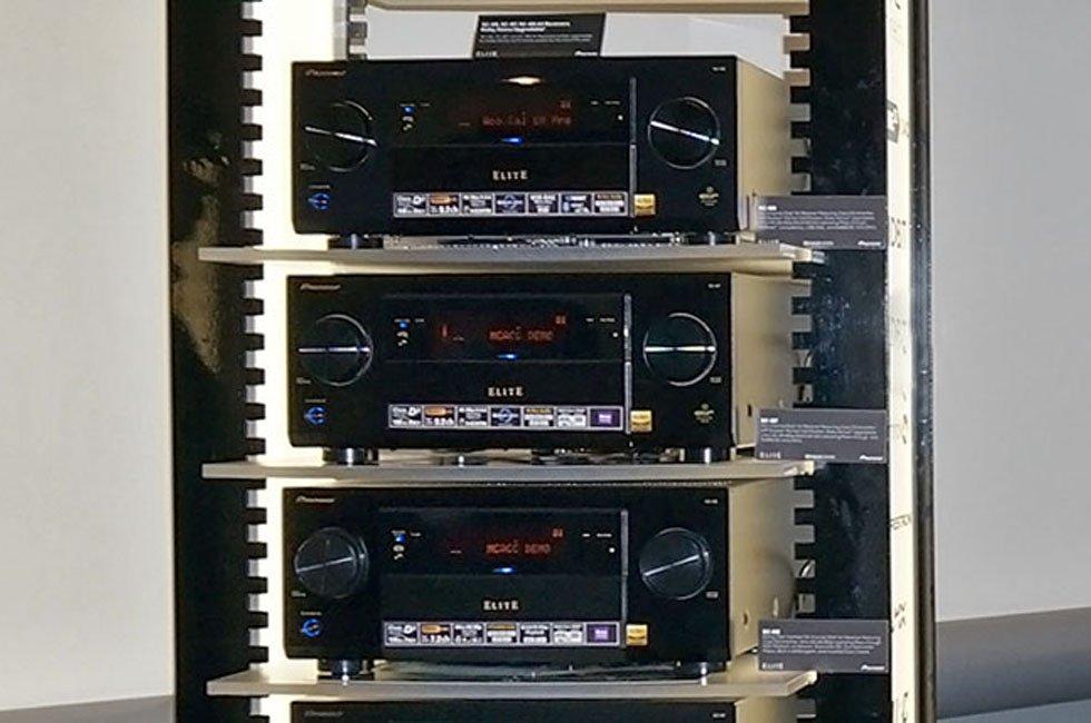 Pioneer Elite Atmos-Upgradeable AV Receivers at CEDIA 2014