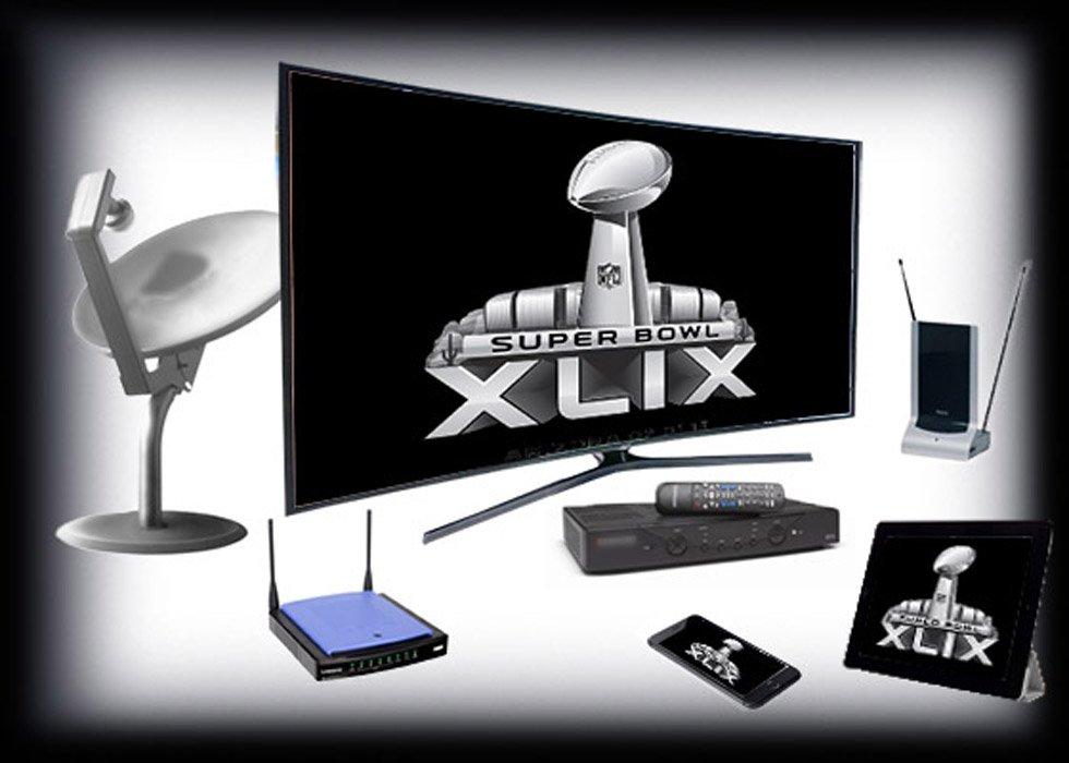 Super Bowl XLIX on NBC: OTA vs. Cable vs. Satellite vs. Streaming