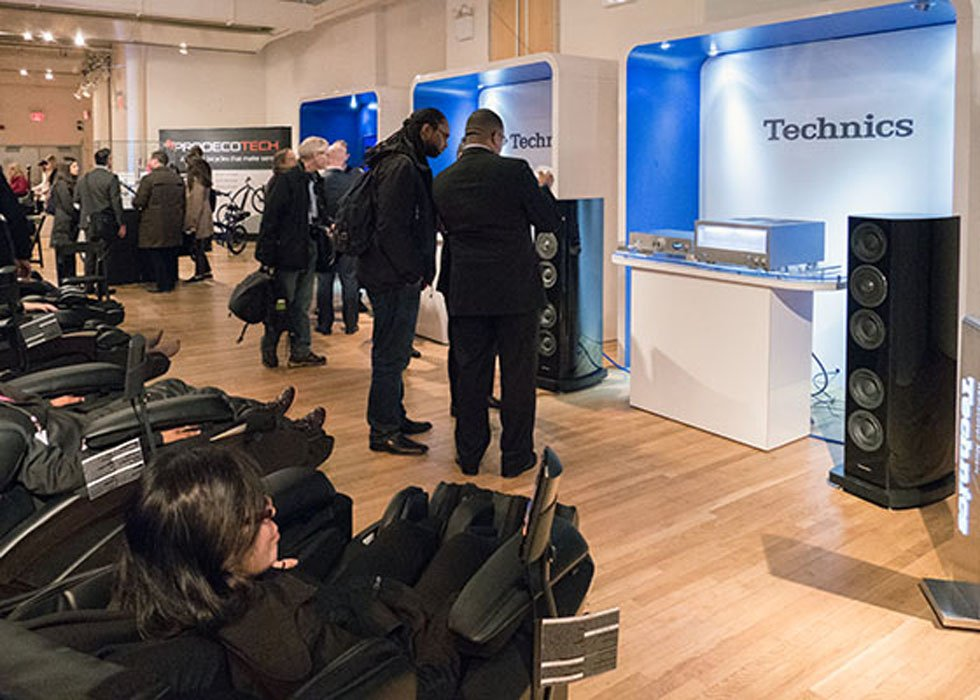 Exploring The 2015 New York Luxury Technology Show