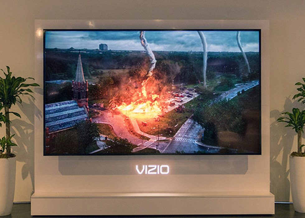 Vizio Reference Series HDR UHDTVs at 2015 Product Showcase