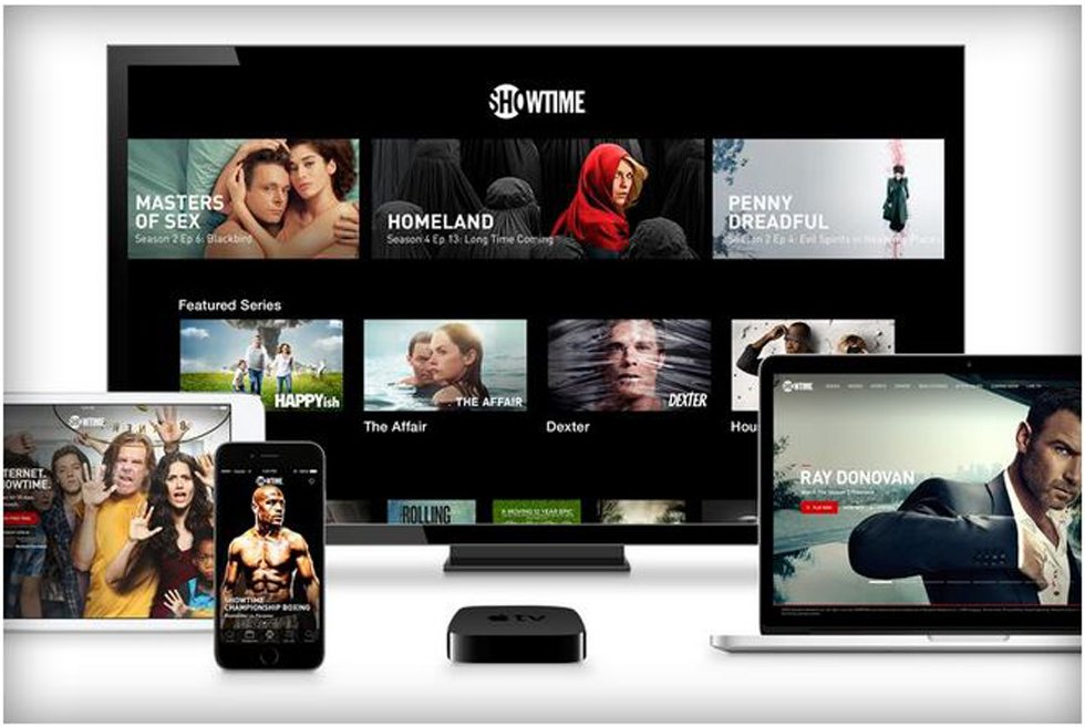 Showtime Goes Over the Top With New Streaming Service