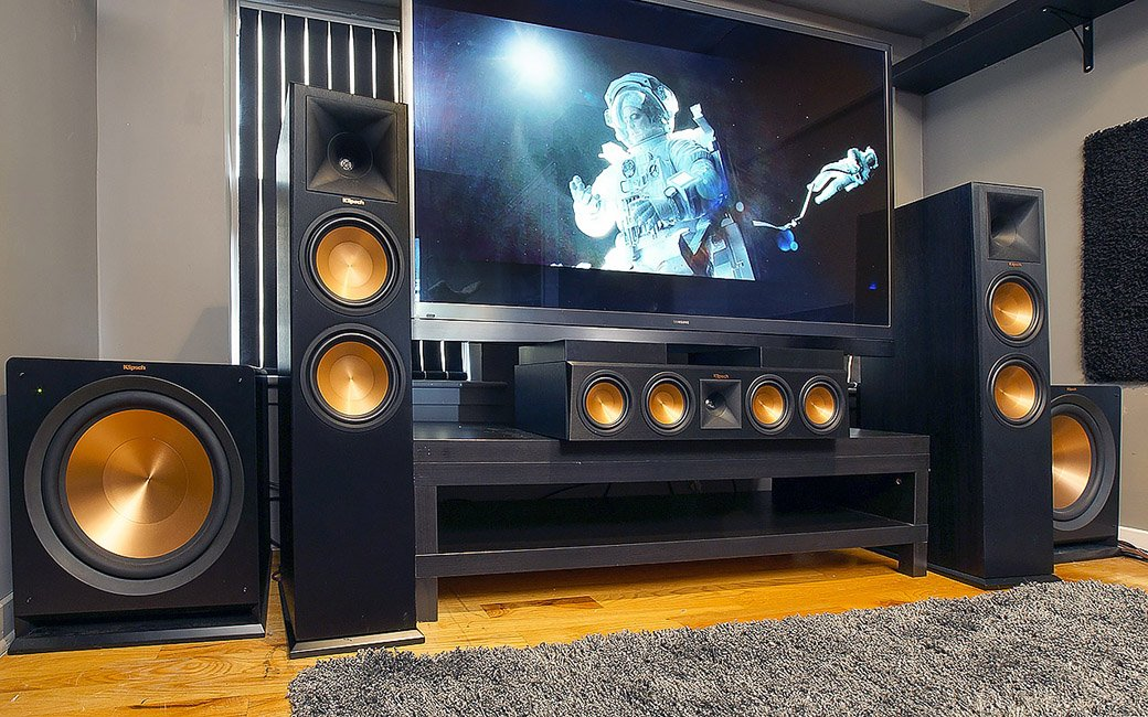 Klipsch Reference Premiere 7.2 System Review
