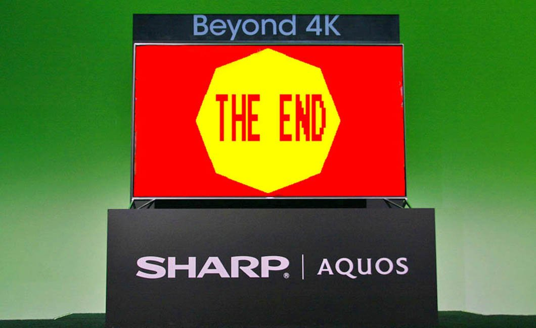 Sharp Pulls Out of North American TV Market, Licenses Brand to Hisense