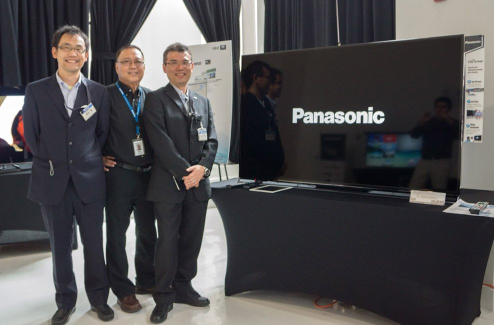 Panasonic Puts 2014 Lineup On Display in NYC