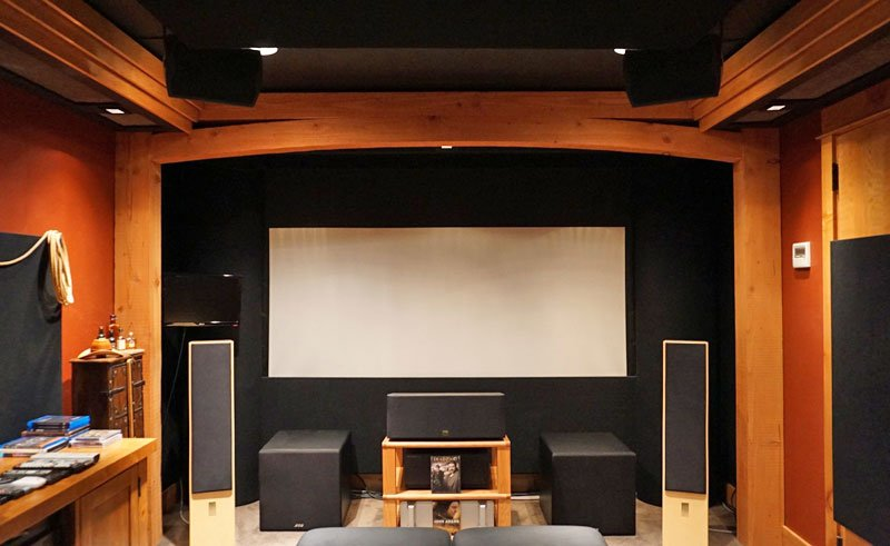 Home Theater of the Month: Deadwood Cinema