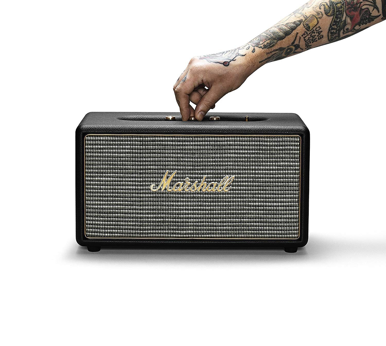 This Marshall Stanmore Bluetooth Speaker Is 51% off Today as a Pre-Amazon Prime Day Deal