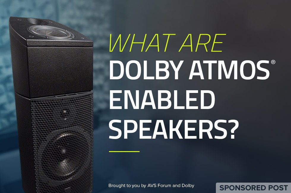 Dolby Atmos-Enabled Speakers Explained