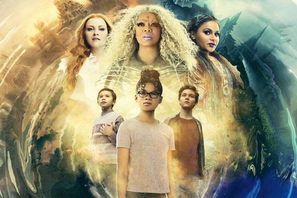 A Wrinkle in Time in Dolby Vision HDR and Atmos Sound