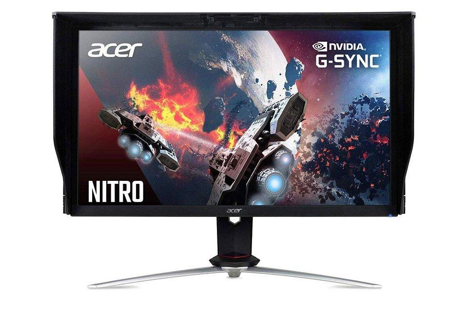 """acer nitro xv273k 27"""" 144hz 4k monitor"""