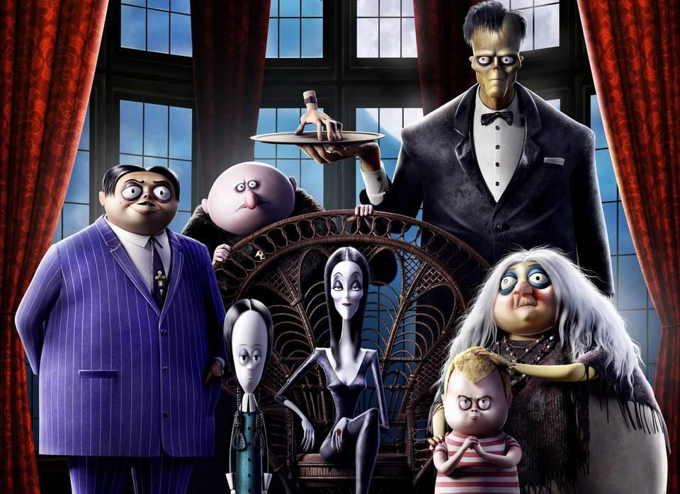 when does the addams family come out 2020