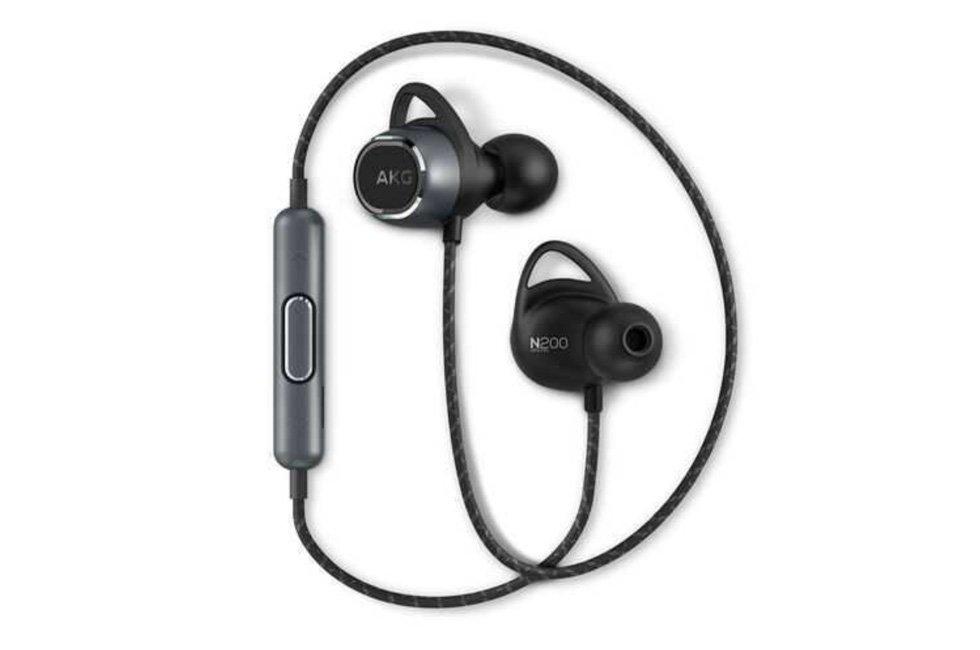 Save 80% on the AKG N200 Wireless Headphones