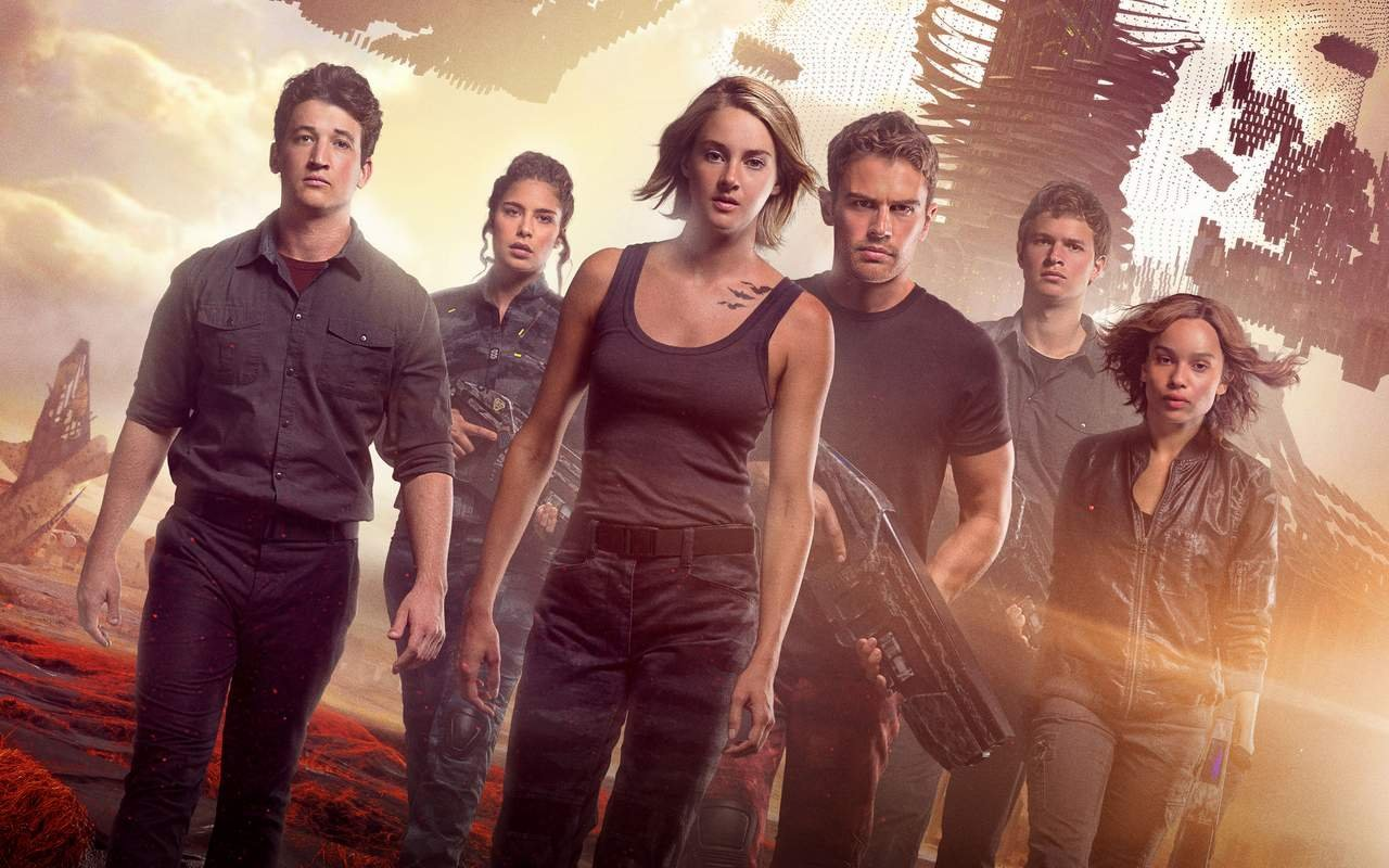 The Divergent Series – Allegiant Ultra HD Blu-ray Review