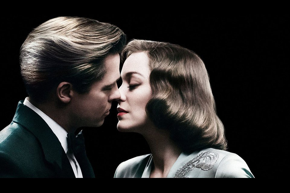 Allied Ultra HD Blu-ray Review