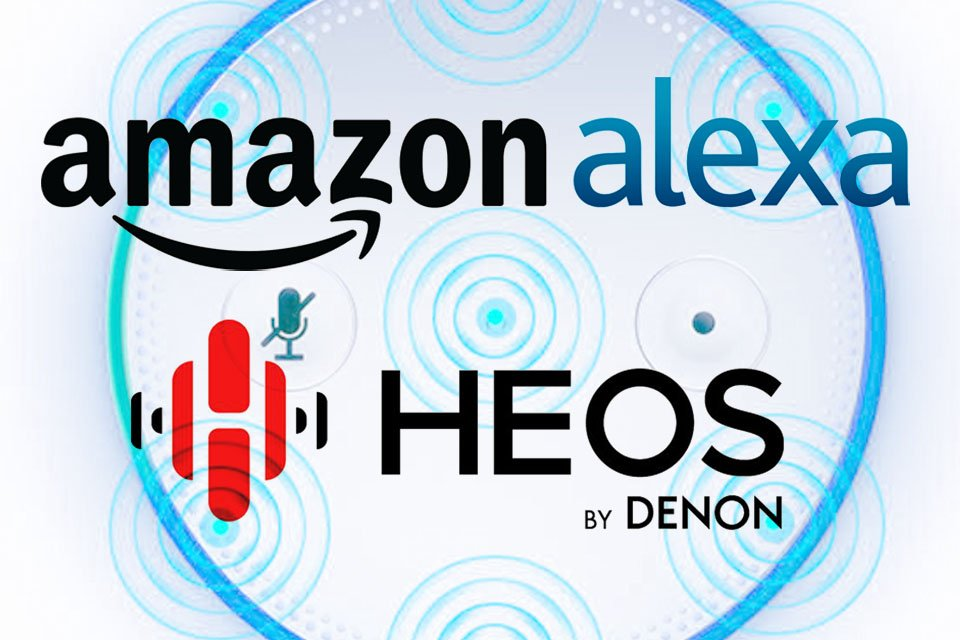 Alexa Voice Control is Coming to Denon HEOS in 2017