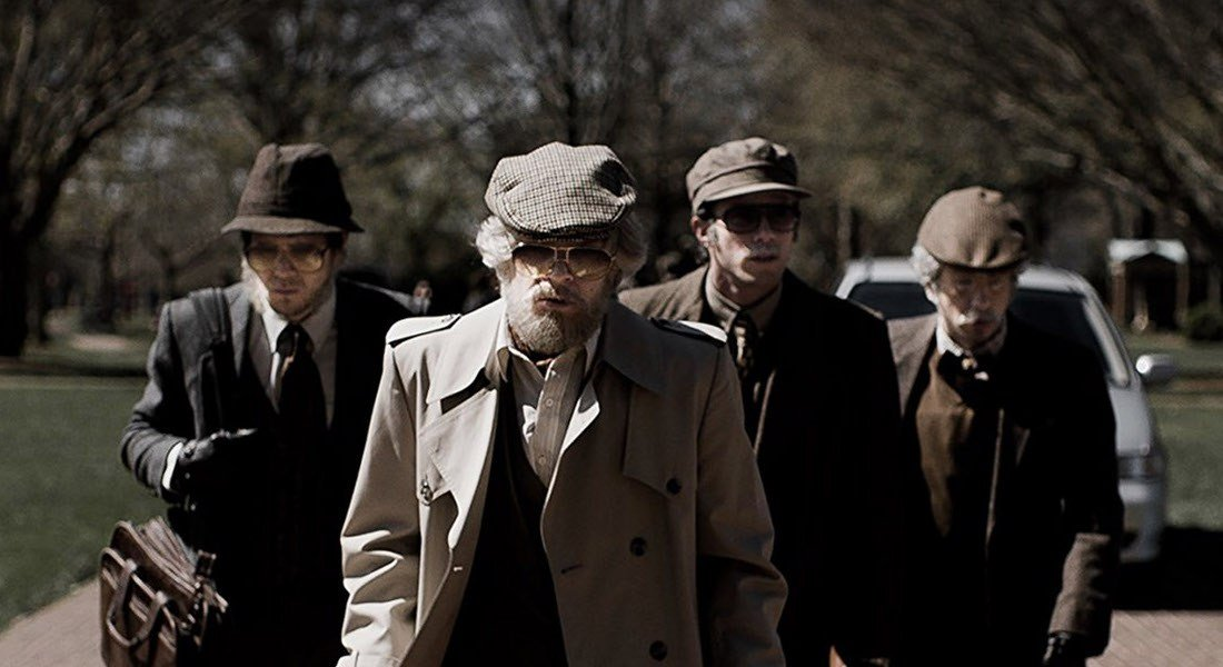 American Animals Blu-ray Review