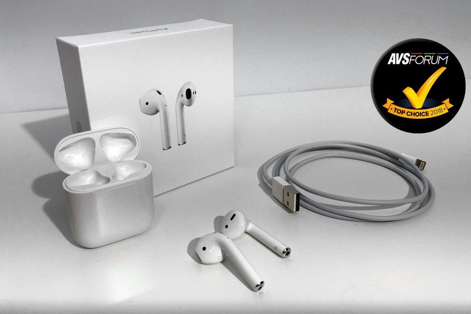 Apple AirPods AVS Forum Top Choice