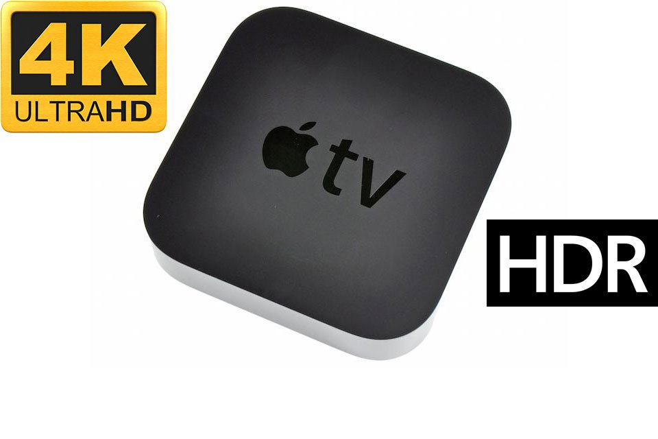 Next-Gen Apple TV to Support 4K and HDR