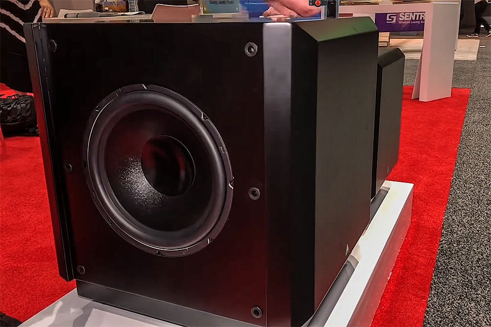 Atlantic Technology Subwoofers SBT-500 and SBT-1000
