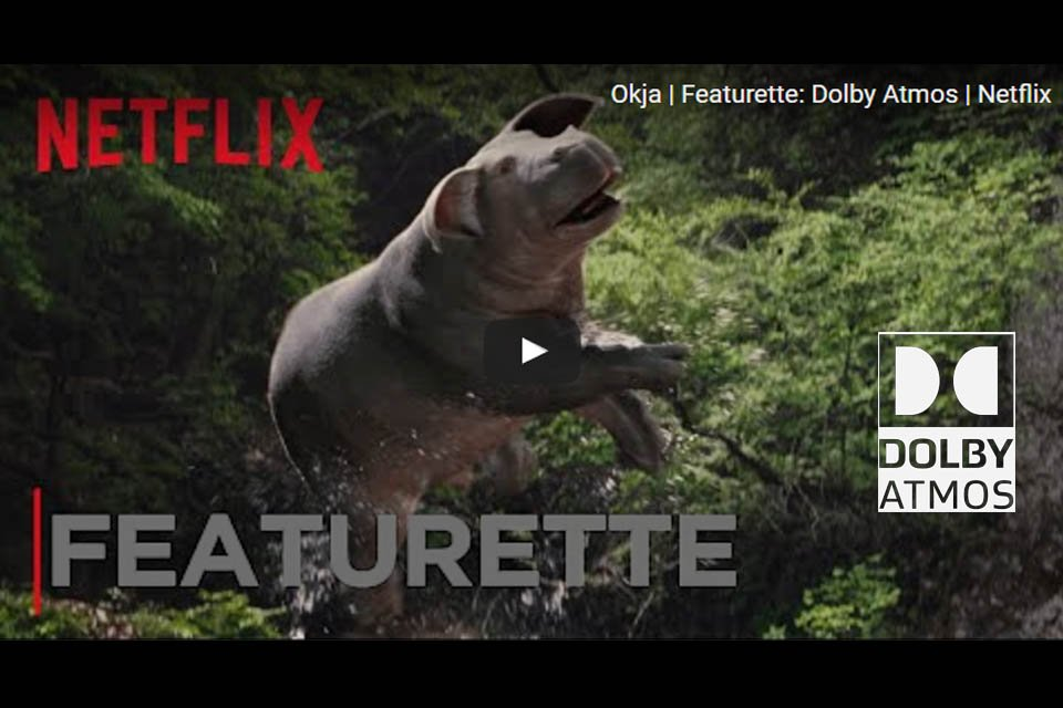 Netflix Announces Support for Dolby Atmos