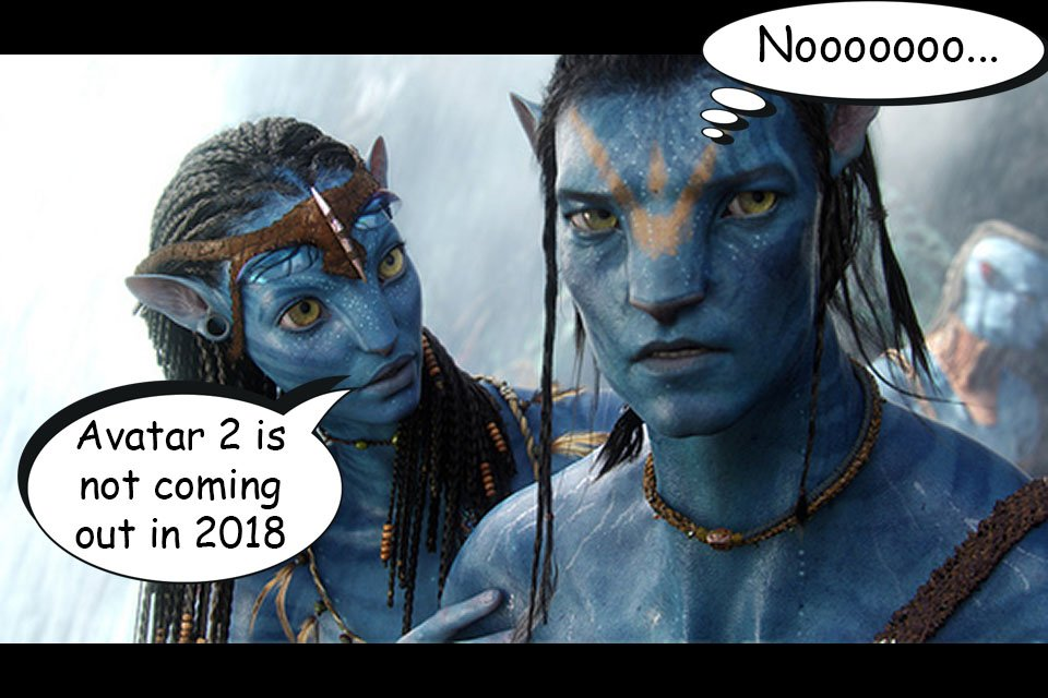 James Cameron Says No Avatar Sequel in 2018