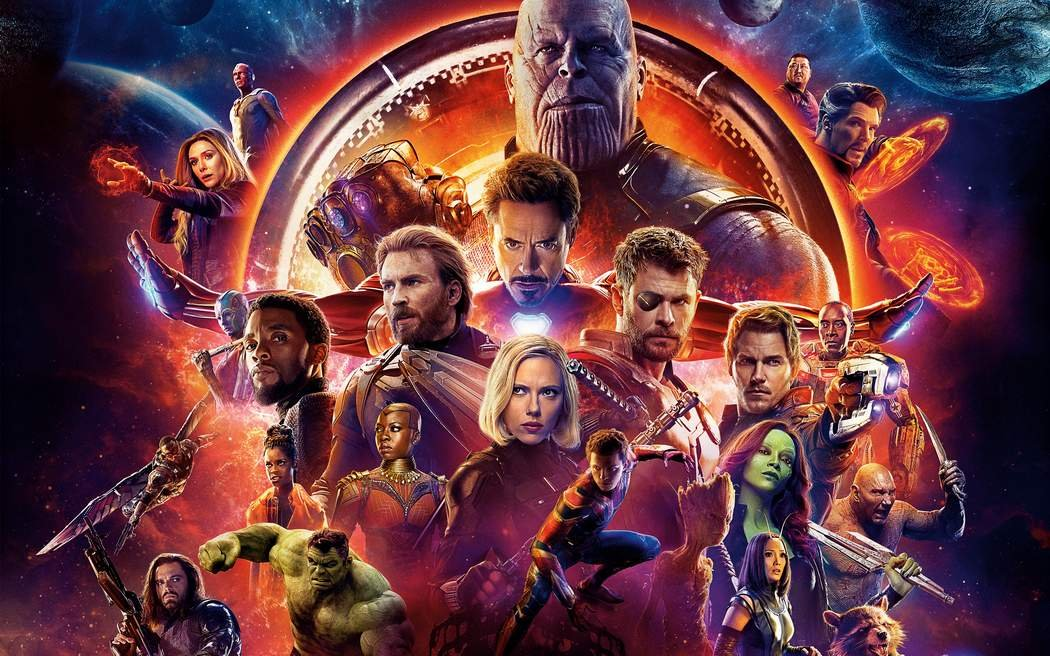 Avengers: Infinity War Ultra HD Blu-ray Review - AVSForum com