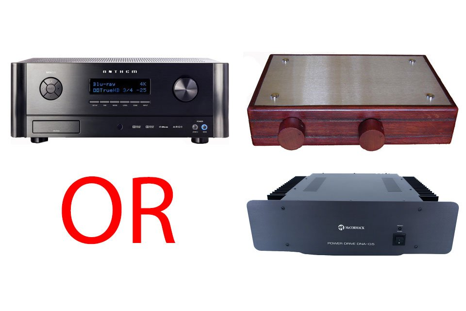 Should I Use an AVR or Separate Components? Ask the Editors