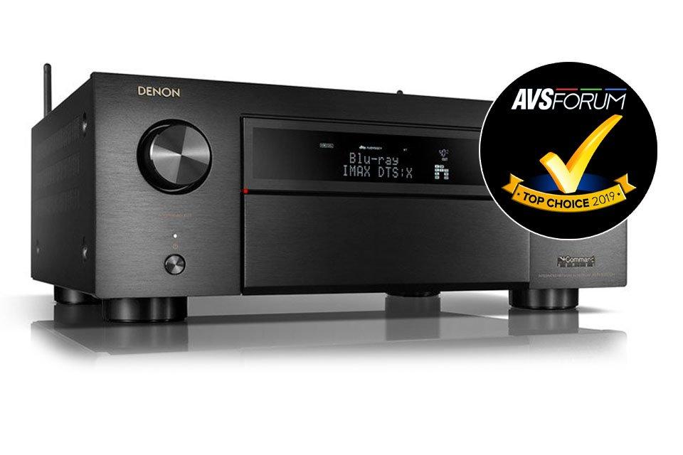 Denon AVR-X6500H 11.2 Channel IMAX Enhanced AVR Review