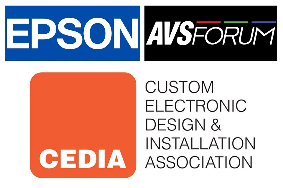 AVS Forum Meetup at Epson Booth During CEDIA 2018