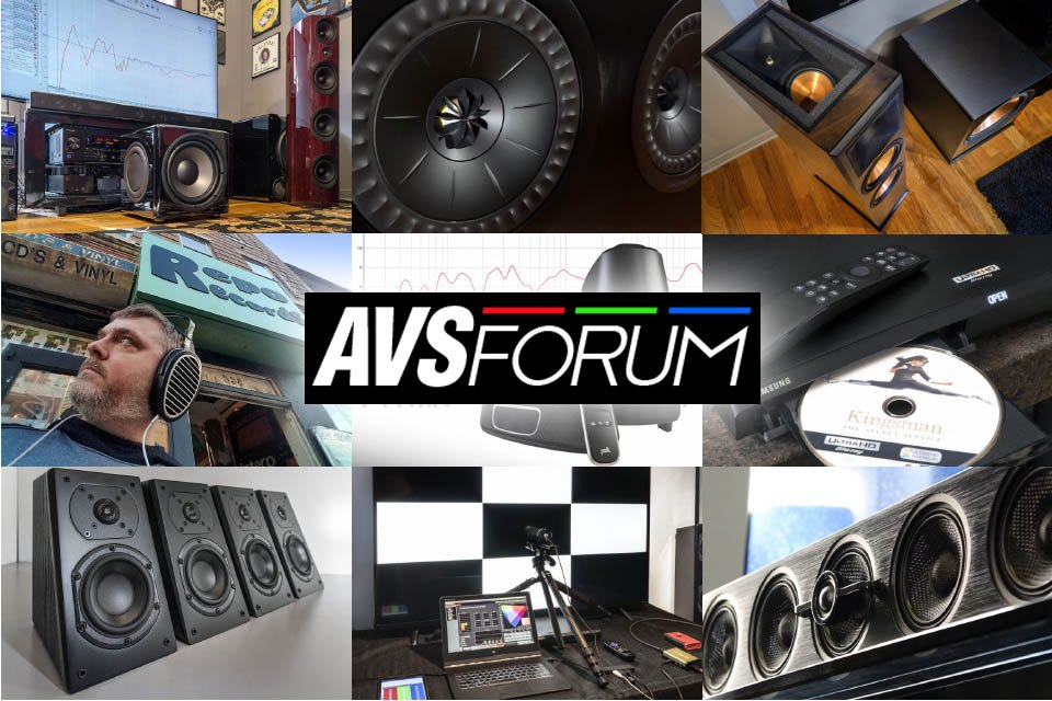 AVS Forum Hands-On Reviews